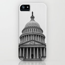 US Capitol In Washington DC iPhone Case