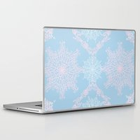 bubblegum Laptop & iPad Skins featuring Bubblegum by Samera Tseng