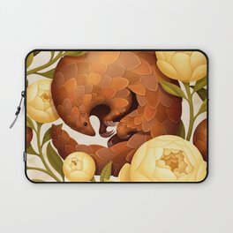 PROSPERITY IN BLOOM Laptop Sleeve