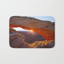 Mesa Arch Sunburst Bath Mat