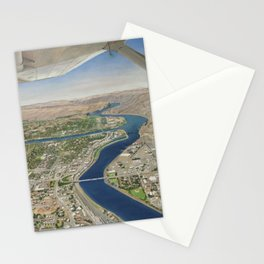 Tsceminicum Flight Stationery Cards