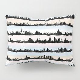Cities Pillow Sham
