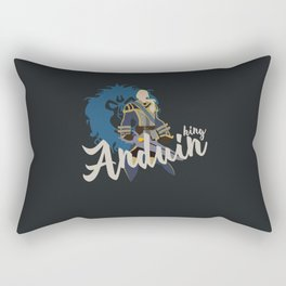 PEOPLE of AZEROTH: Anduin Rectangular Pillow
