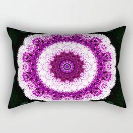 Allium Manipulation Rectangular Pillow
