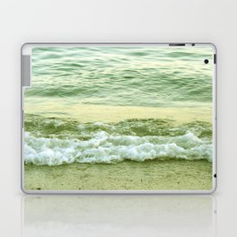 surf lace: gold variations Laptop & iPad Skin