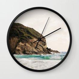 Strands Beach, Dana Point Wall Clock