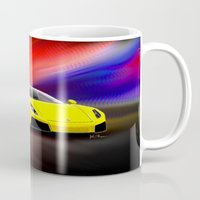 gta Mugs featuring Spania GTA by JT Digital Art