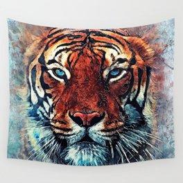 Tiger spirit Wall Tapestry
