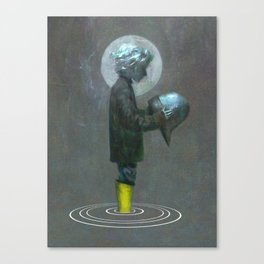 The Boy Canvas Print