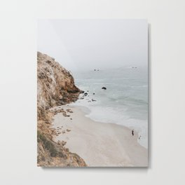 malibu coast / california Metal Print