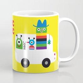 Mec Mec Coffee Mug
