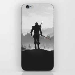 The Witcher: Wild Hunt iPhone Skin