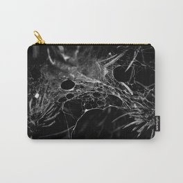 web in needles Carry-All Pouch