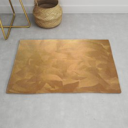 Brushed Copper Metallic Paint - What Color Goes With Copper - Corbin Henry Rug