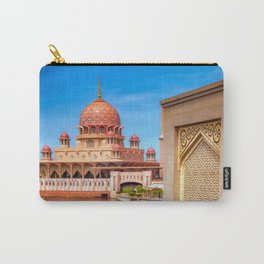 Putra Mosque Malaysia Carry-All Pouch