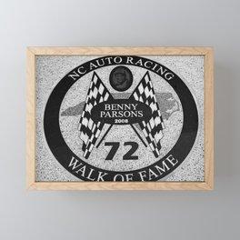 Racing Legend 14 Framed Mini Art Print
