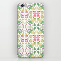 vegetables iPhone & iPod Skins featuring Vegetables by Amy Pearson
