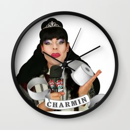 Charmin Wall Clock