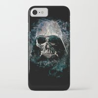 vader iPhone & iPod Cases featuring Vader by Sirenphotos