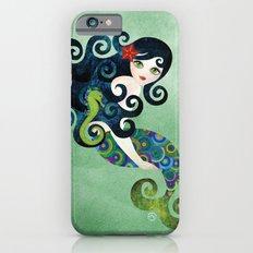 Aquamarine Mermaid Slim Case iPhone 6s