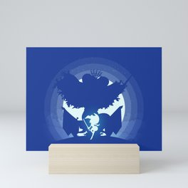 The Siren Witch Mini Art Print