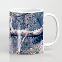 dead forest fallen trees x Coffee Mug