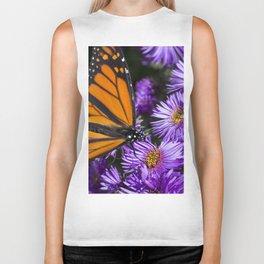Monarch Butterfly 2 Biker Tank