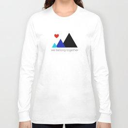 We Belong Together / Noun Family Long Sleeve T-shirt