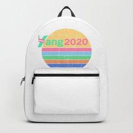 Yang Gang 2020 Andrew Yang for President Backpack