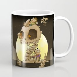 "Skulls ""Ahoy!"" Coffee Mug"