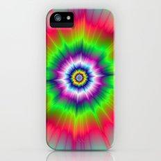 Explosive Tie-Dye iPhone (5, 5s) Slim Case