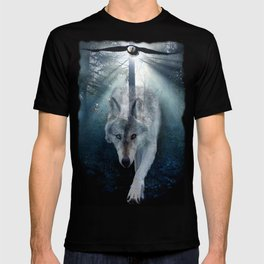 The Gathering - Wolf and Eagle T-shirt