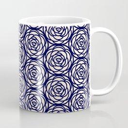 Flower rose pattern Coffee Mug