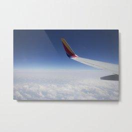 southwest skies Metal Print