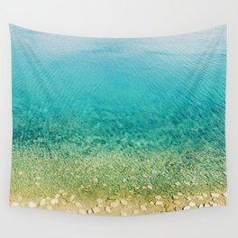 Mediterranean Sea, Italy, Photo Wall Tapestry