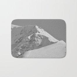 White as Snow Bath Mat
