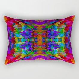 I lOVE COLORS Rectangular Pillow
