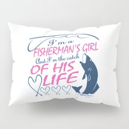 Fisherman's Girl Pillow Sham