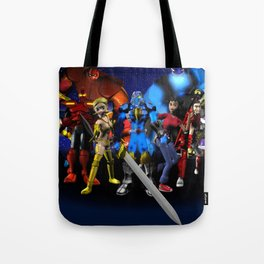 Theiser and The elite warriors Tote Bag