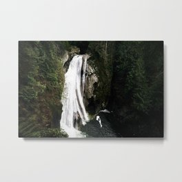 Chasing waterfalls Metal Print