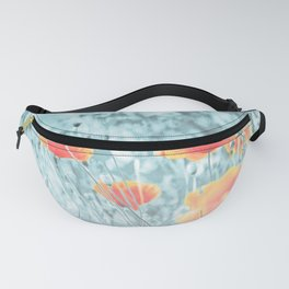 poppy dream Fanny Pack