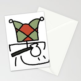 00 The Fool Stationery Cards