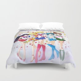 Sailor Moon 25th Duvet Cover