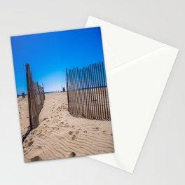 Sweat beach Stationery Cards