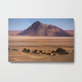 NAMIBIA ... Naukluftberge Metal Print