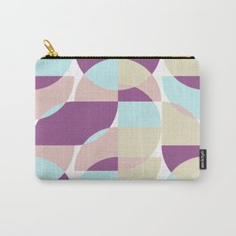 Geometric#10 Carry-All Pouch