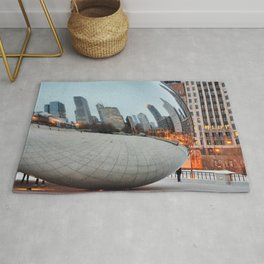 Chicago Bean - Big City Lights Rug