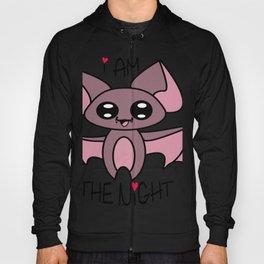 Yoru the kawaii bat who was afraid of the dark Hoody