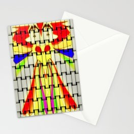The Dancing Queen Weave Stationery Cards