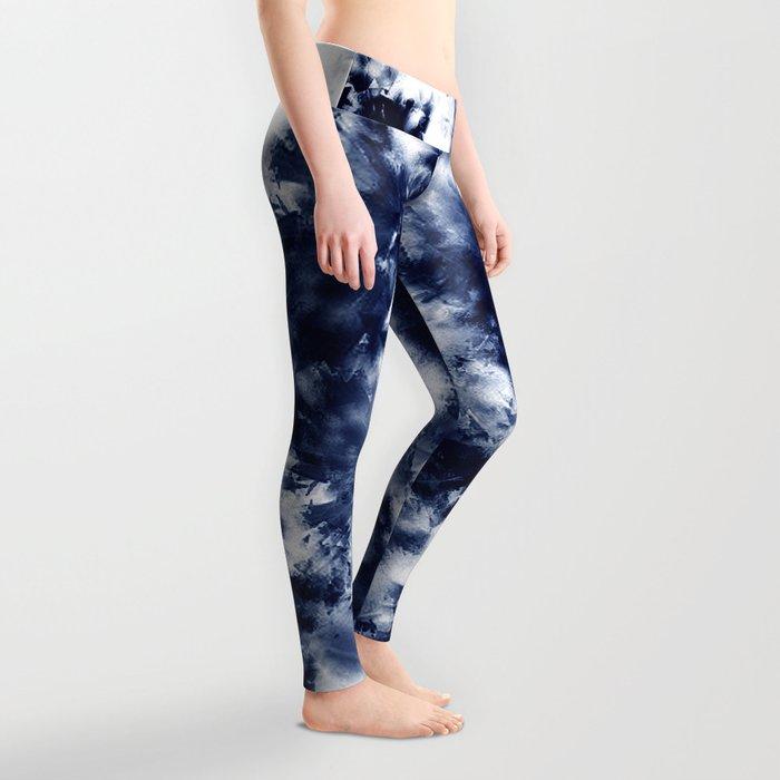 Tie Dye & Batik Leggings